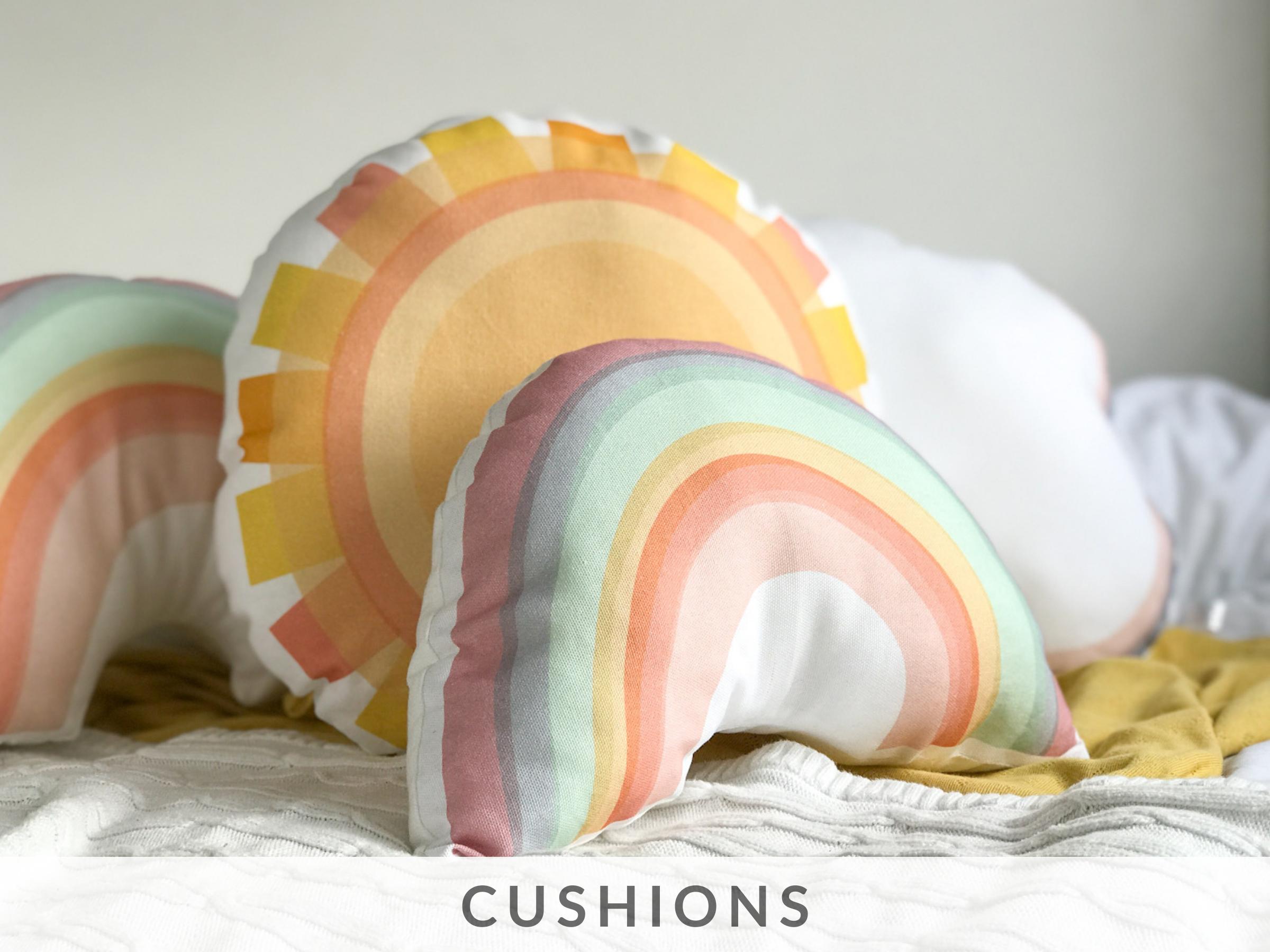 Colourful-kids-cushions-cottonfoxprints
